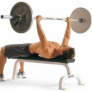 build chest muscles