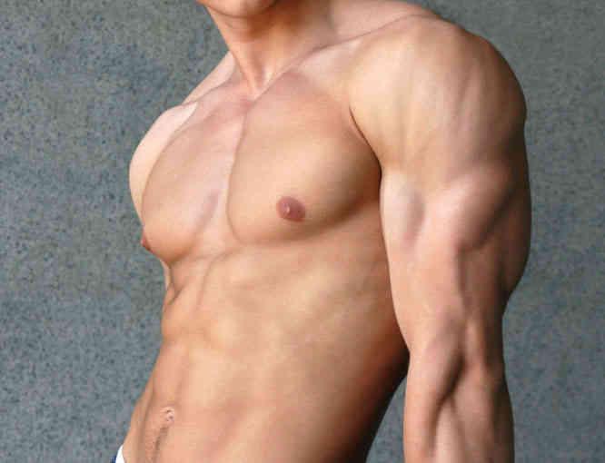 inner triceps